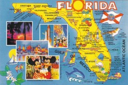 Map Of Florida - Maps