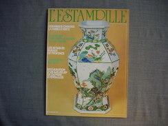 L'ESTAMPILLE  ( L'objet D'Art )  N° 170  - 1984 -  Céramique Chinoise  -  Les HACHE  -  Les Retables De Provence - Brocantes & Collections