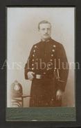 Photo-carte De Visite / CDV / W / Foto / Officier / Officer / Soldier / Soldat / Photo J. Beeckmans / Antwerpen - Foto's