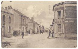 Cpa Postée D'Oignies, à Identifier - France