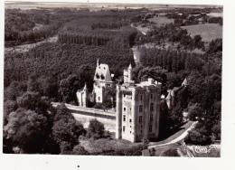 Environs De Crepy En Valois Vue Aérienne Du Chateau De Vez - Otros Municipios