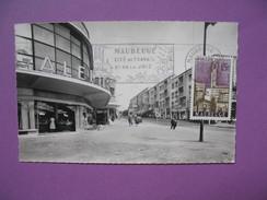 Carte-Maximum   N° 1153   Ville Reconstruite Maubeuge - 1950-59
