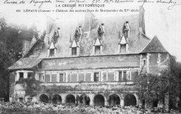 B34815 Lépaud - Château Des Ducs De Montpensier - France