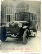 FOTO // Carrozzeria Sempione - MILANO - Settembre 1923 - Automobile