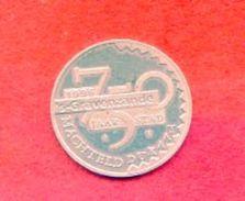 Z037 's Gravenzande 750 Jaar Stad 1996 Machteld Dukaat - Netherland