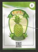 # PINEAPPLE SWITI Size 8 Fruit Tag Balise Etiqueta Anhanger Ananas Pina Costa Rica - Fruits & Vegetables