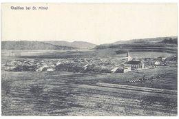 Cpa Chaillon Bei St. Mihiel - France