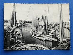 Cartolina Igea Marina - Barche A Riposo - 1968 Ca. - Rimini