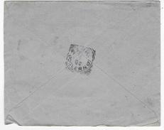 STORIA POSTALE REGNO - ANNULLO TONDO RIQUADRATO - SAPRI (SA)(53164) P.2 - 20.07.1925 SU BUSTA INTESTATA - 1900-44 Vittorio Emanuele III