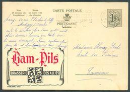 BELGIQUE E.P. Publibel 1303 RAM-PILS BIER  - 12173 - Bières