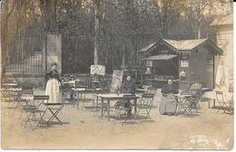 92 - CARTE PHOTO Située à COLOMBES 1912 ? - état Moyen - Colombes