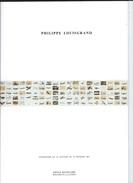 Catalogue D'exposition,Philippe Louisgrand ,peintre 1991 - Art