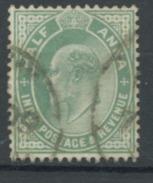 INDE ANGLAISE (GB) - EDOUARD VII - N° Yt 74 Obli. - India (...-1947)