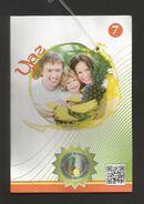 # PINEAPPLE YAZ FAMILY Type 1 Size 7 Fruit Tag Balise Etiqueta Anhanger Ananas Pina Costa Rica - Fruits & Vegetables