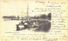 Carte Postale Ancienne De SAINT VALERY Sur SOMME - Saint Valery Sur Somme