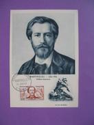 Carte-Maximum   N° 1212 - Bartholdi  1959 - Cartas Máxima