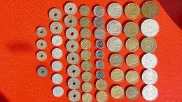 Bonjour, Je Vends 55 Pièces De Monnaie FRANCAISES  Au Prix De 15€ - France