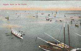 Aquatic Sport On The Pacific - 2 Scan - Etats-Unis