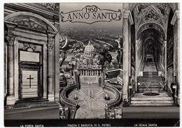 ROMA - ANNO SANTO 1950 - Vedi Retro - Cristianismo