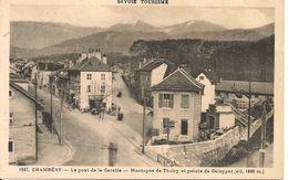 CHAMBERY - Le Pont De La Garatte - Chambery