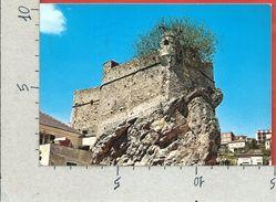 CARTOLINA VG ITALIA - PIETRA LIGURE (SV) - Il Castello - 10 X 15 - ANN. 2000 - Savona