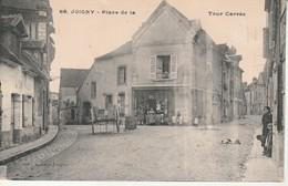 Joigny-Place De La Tour Carrée. - Joigny