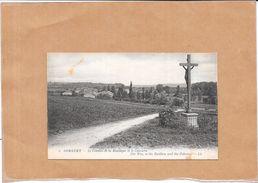 DOMREMY - 88 - Le Chemin De La Basilique Et Le Calvaire  - LYO87 - - Domremy La Pucelle