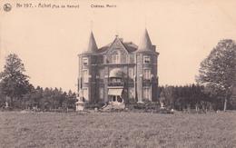 ACHET - Château Monin - Nels N° 197 - Hamois