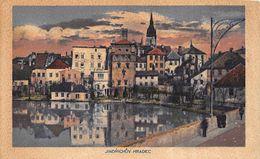 CPA - Jindřichův Hradec - Art Card - República Checa