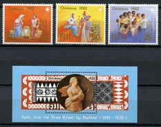 1982 - FIJI - Catg. Mi.  471/474 - NH - (R-SI.331.713 -  51) - Fiji (1970-...)