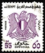 EGYPTE 1972 - Service  90 - Oblitéré - Service