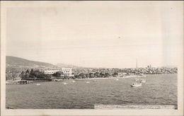 Sandy Bay Tasmania - West Point Hotel Real Photo Postcard - Postkaarten