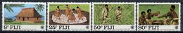 1983 - FIJI - Catg. Mi.  479/482 - NH - (R-SI.331.713 -  51) - Fiji (1970-...)