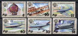 1983 - FIJI - Catg. Mi.  483/488 - NH - (R-SI.331.713 -  51) - Fiji (1970-...)