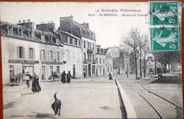 22 SAINT BRIEUC BOULEVARD CHARNER ANIMATION - Other Municipalities