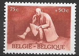 1945 75c+50c Prisoner Of War, Mint Never Hinged - Belgium