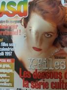 Revue VSD N° 1004 (21 Au 27/11/96).  Scan Couverture Et Programme (Calendrier Pirelli...) - Gente