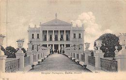 BAHIA -- Hospital Portuguez - Brazil - Brasil