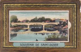 Saint Dizier,souvenir Saint Dizier,pont De Vergy,plus 10 Multivues - Saint Dizier