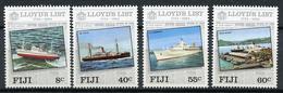 1984 - FIJI - Catg. Mi.  499/502 - NH - (R-SI.331.713 -  51) - Fiji (1970-...)