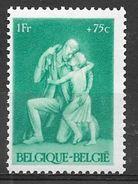 1945 1fr+75c Prisoner Of War, Reunion, Mint Never Hinged - Belgium