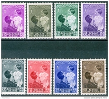 N° 447-454  Xx 1936 - Unclassified