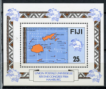 1984 - FIJI - Catg. Mi.  503 - NH - (R-SI.331.713 -  51) - Fiji (1970-...)