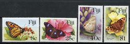1984 - FIJI - Catg. Mi.  517/520 - NH - (R-SI.331.713 -  52) - Fiji (1970-...)