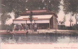 Belgique Lac Overmeire, Uytbergen, Berlare, Donck, Chalet Du Bodega (708) - Berlare