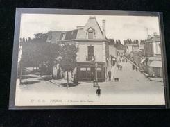 Fouras L Avenue De La Gare - Fouras-les-Bains