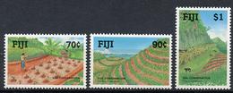 1990 - FIJI - Catg. Mi.  621/623 - NH - (R-SI.331.713 -  52) - Fiji (1970-...)