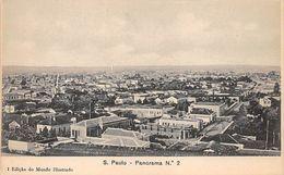 São Paulo- Panorama - No2 - Brazil - São Paulo