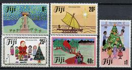 1984 - FIJI - Catg. Mi.  512/516 - NH - (R-SI.331.713 -  52) - Fiji (1970-...)