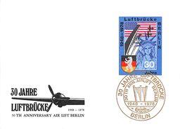 30 Jahre Luftbrücke Berlin - Avions
